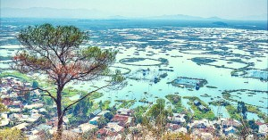 Floating Lab Set up To Monitor Manipur's Loktak Lake