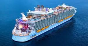 World's Largest Cruise Ship 'Symphony of the Seas' Sets Sail