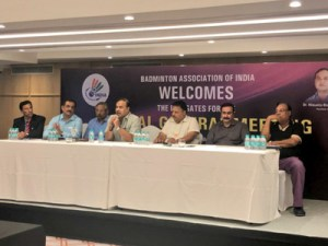 Himanta Sarma elected as President of Badminton Association of India