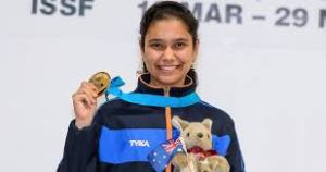 ISSF Junior World Cup: Muskan Bhanwala Wins Gold