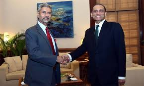 Meeting of PIC between India and Pakistan Held in New Delhi