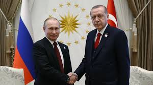 Russia Starts Building Turkey's 1st Nuclear Power Plant