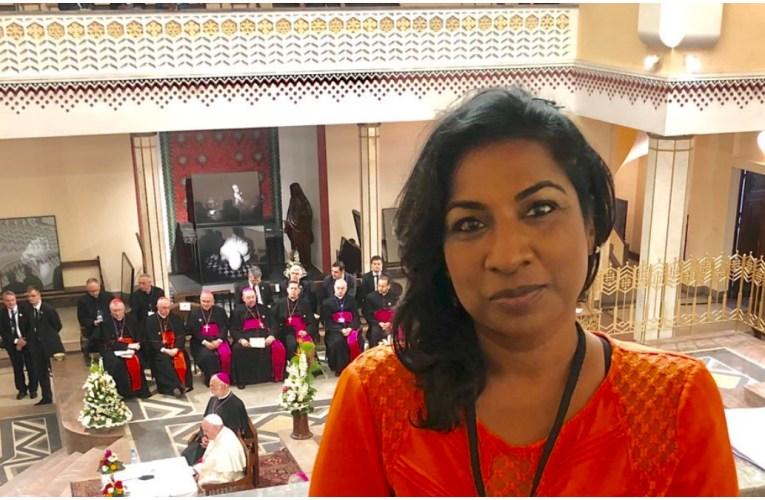 Ranjeni Munusamy: 'Baseless' state capture allegations halted my life