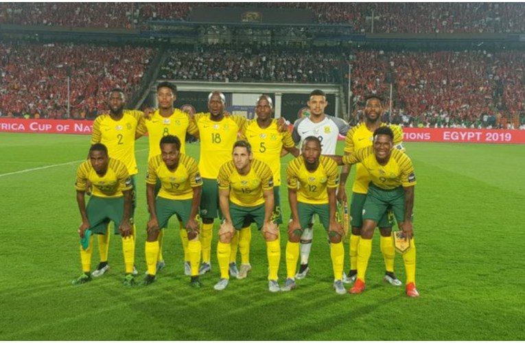 Another setback for Bafana as Madagascar withdraws from friendly