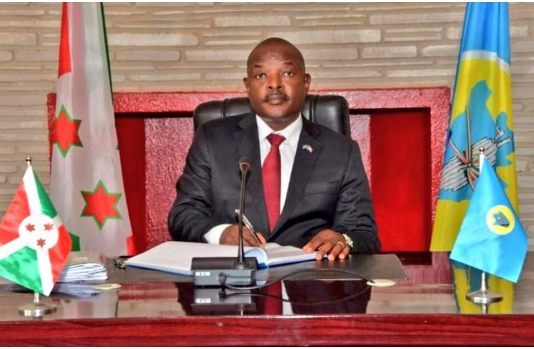 Burundi's outgoing President Pierre Nkurunziza has died, govt says