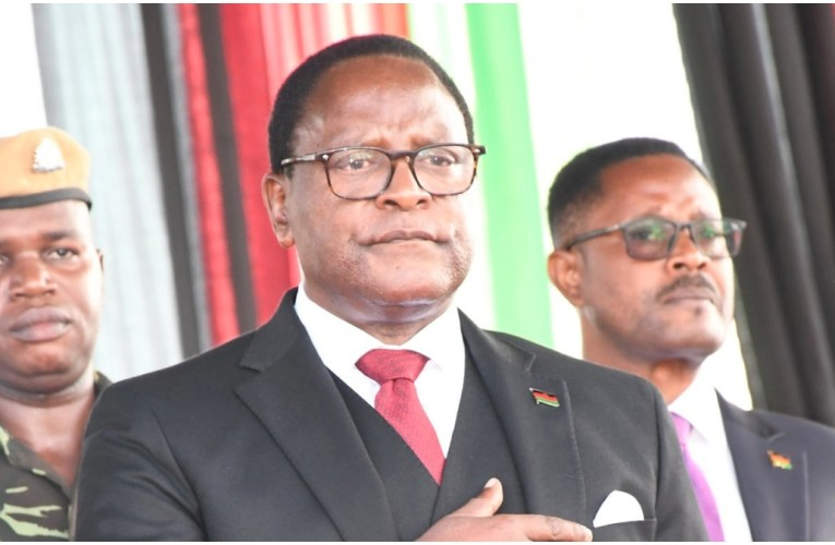 New Malawi President appoints husband-wife, brother-sister duos in Cabinet