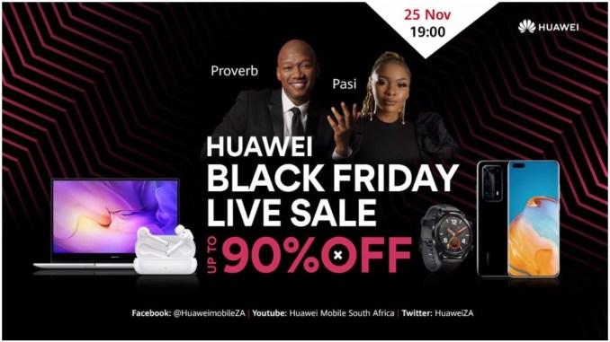 Huawei Black Friday deals