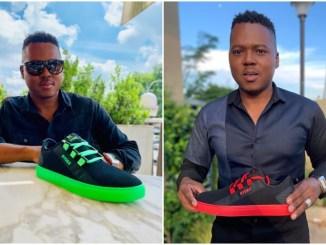 Sammy Mhaule Kicks Sportswear