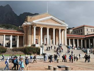 University of Cape Town best in Africa