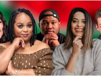 South Africa celebs Heritage Day 2021