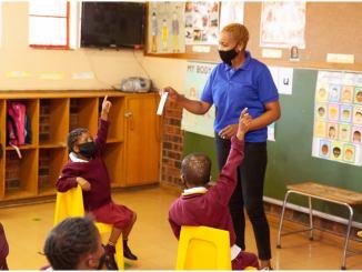 Department of Basic Education teacher assistant jobs