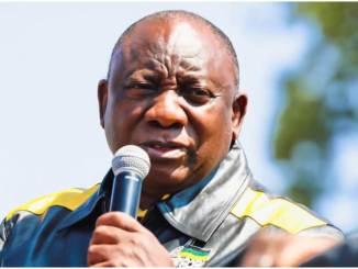 ANC Cyril Ramaphosa
