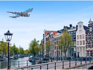 KLM South Africa Netherlands flight