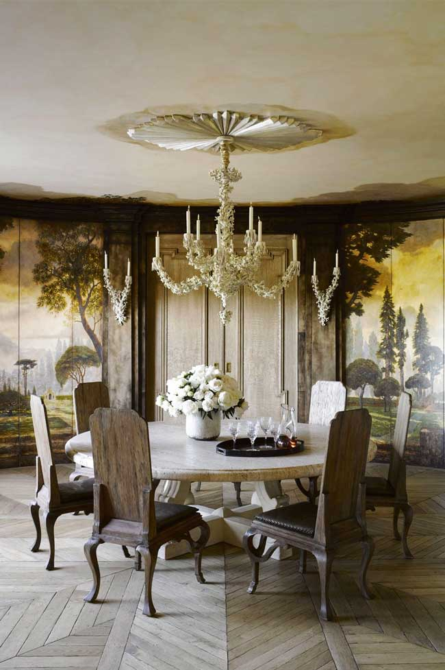 Ceiling room ideas - Muraled Ssophistication