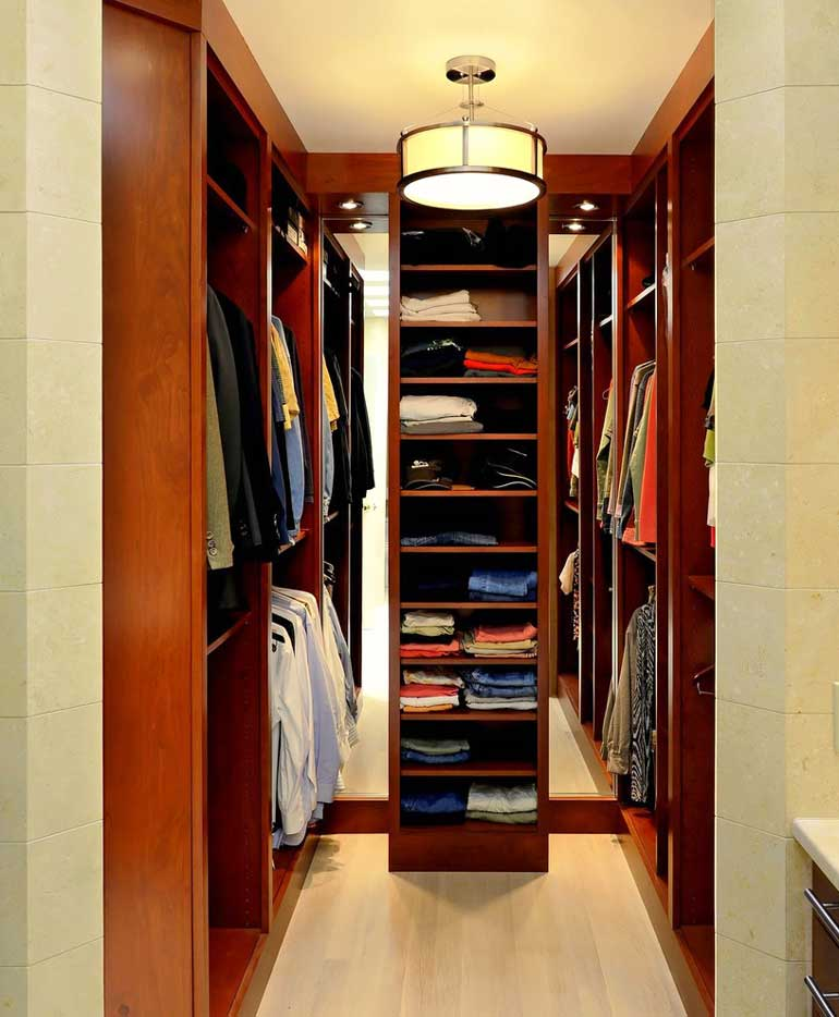 Closet door ideas bedroom mirror