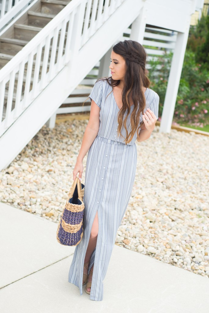 Two-Piece Maxi Set | Vacation Lookbook Part 1