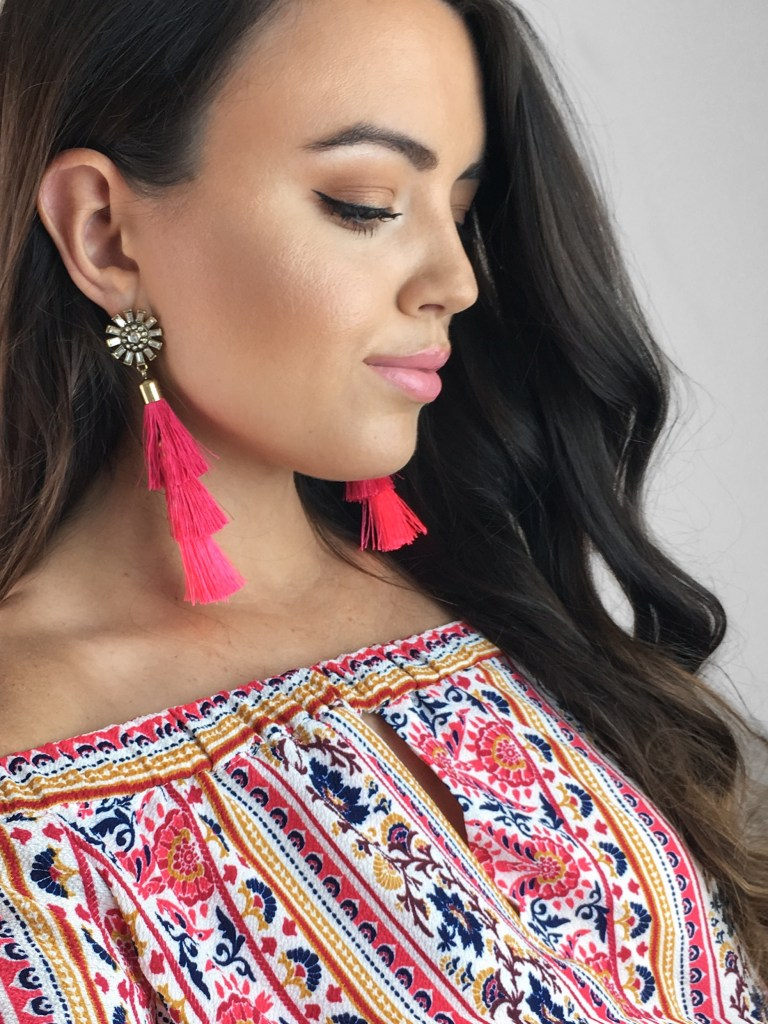 Current Trend | Tassel Earrings