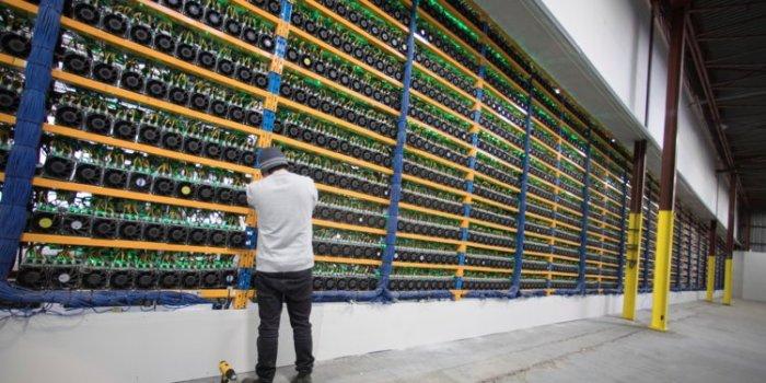 Bitcoin factory
