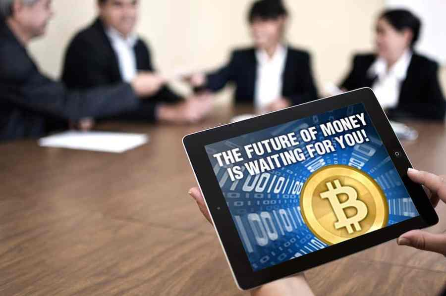 Bitcoin toekomst