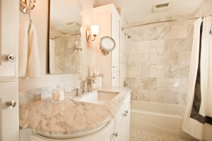 Creating a beautiful bathroom in a small space – Current ...