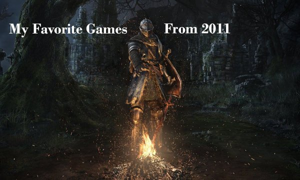 favorite games 2011