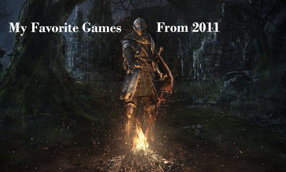 favorite games 2011
