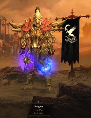 diablo 3 barbarian joe rogan 2013