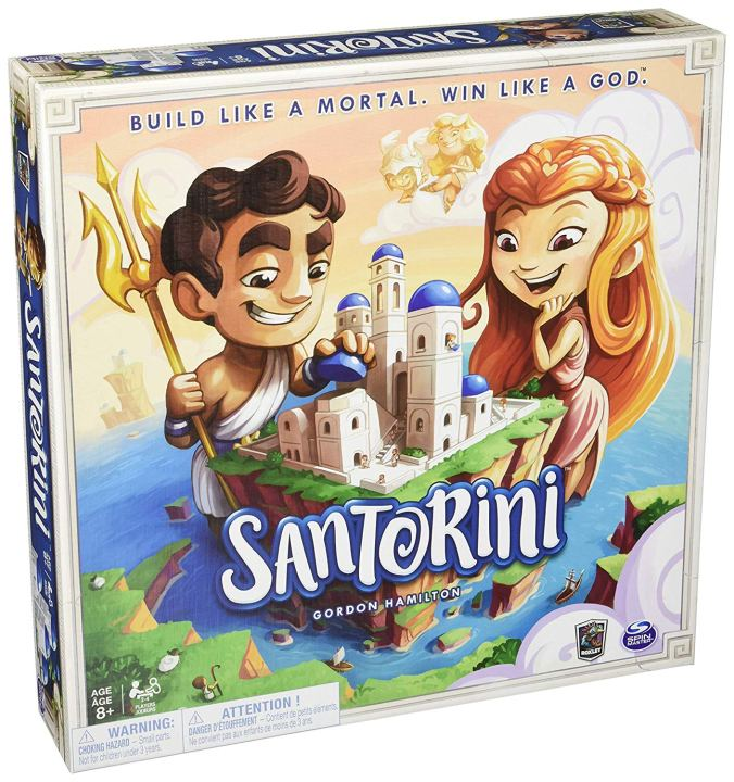 santorini valentines day best board games for couples