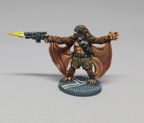 stargrave planet of the apes space mini miniatures