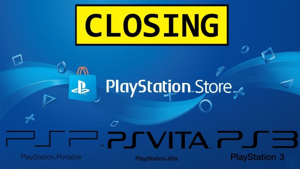 sony playstation store closing games to buy digital