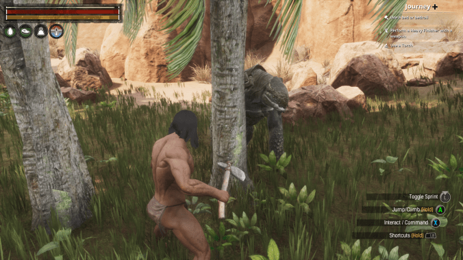 conan exiles video game gamepass survival roguelike