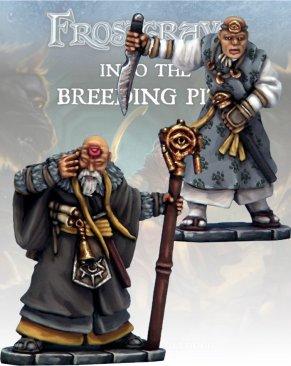 frostgrave wizard mage metal mini miniatures