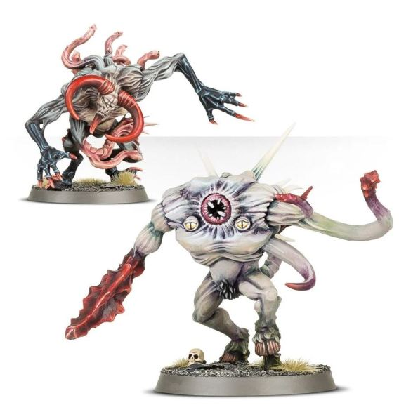 reign in hell skirmish daemon demon chaos gw