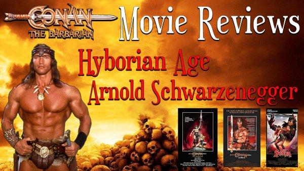 arnold schwarzenegger conan the barbarian destroyer red sonja review