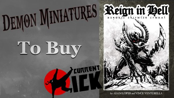 buy demon miniatures minis reign in hell skirmish game 28mm