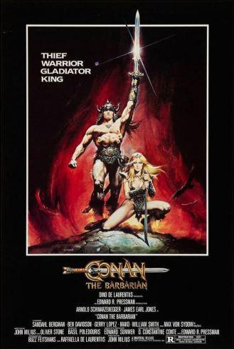 conan the barbarian review arnold schwarzenegger conan movies movie video essay