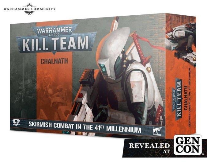 new kill team chalnath tau sisters of battle Adepta Sororitas