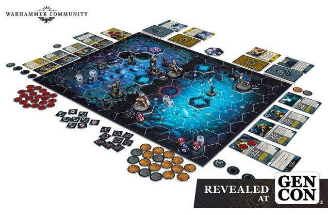 warhammer games workshop underworlds harrowdeep gen con 2021 game board game