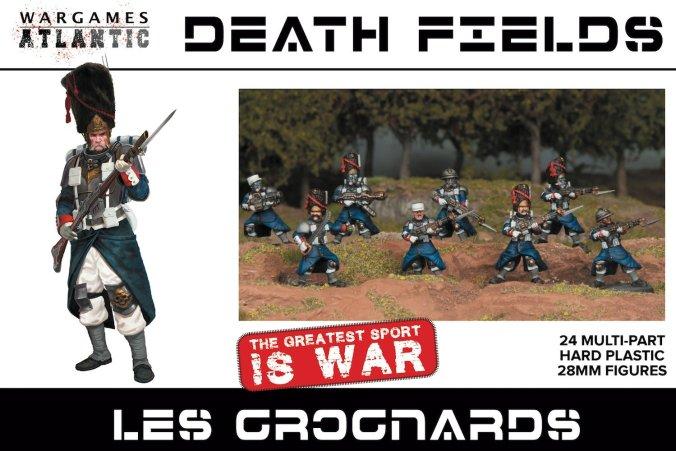 wargames atlantic les grognards death fields conversions convert kitbash death korps of krieg kill team octarius warhammer 40k