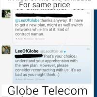 Globe Telecom Sucks Again