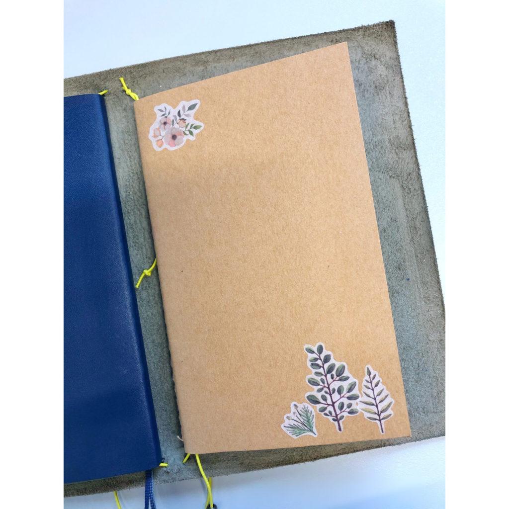 Insert Traveler's Notebook