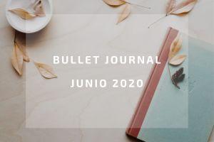 Lee más sobre el artículo Revisión bullet journal junio 2020: nuevo cuaderno.
