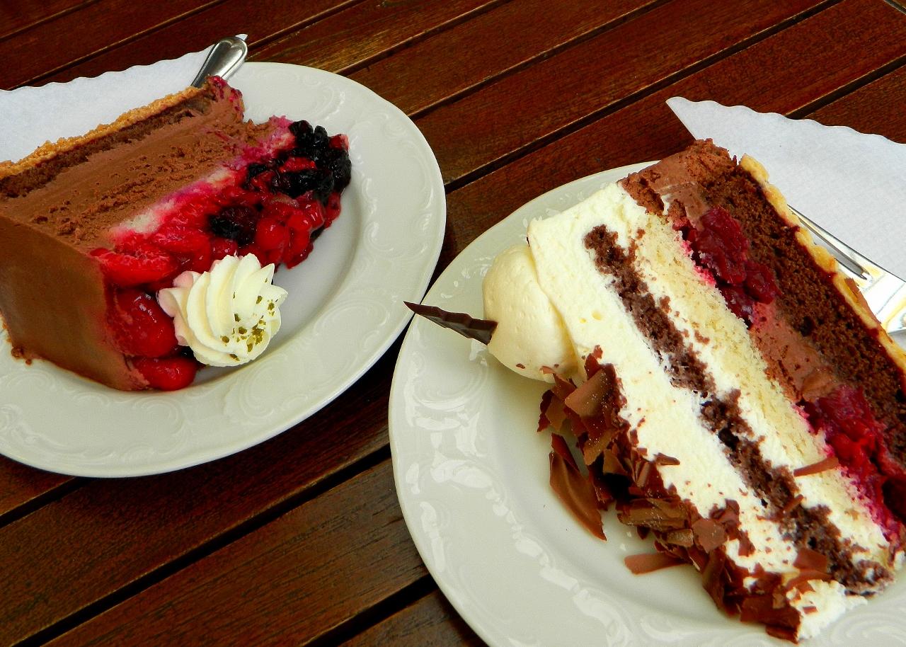 Kaffee und kuchen schwarzwald