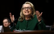 """What difference at this point does it make?"" Hillary Clinton under questioning about Benghazi. If she has to ask that question: 1) she's too stupid to understand why that IS a stupid question, or 2) she's trying desperately to save her fat ass."