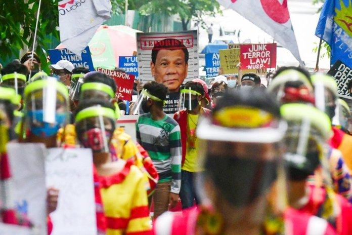 DuterteTerrorist
