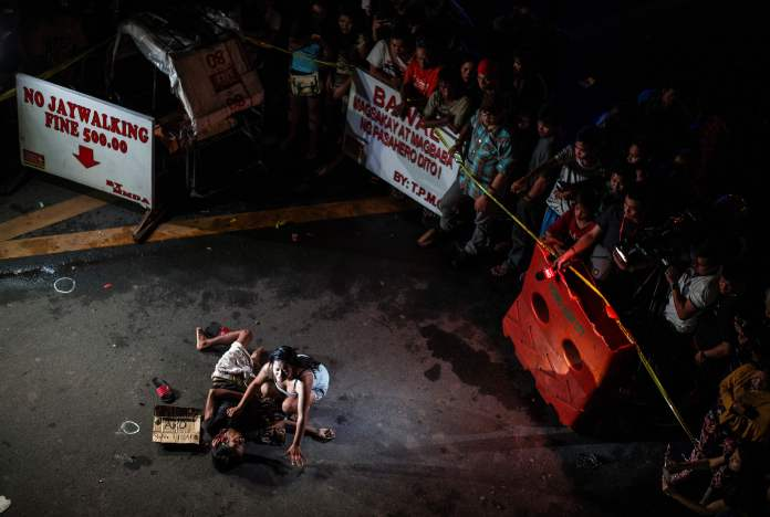 PHILIPPINES-CRIME-DRUGS-RIGHTS