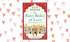 15 Important Lessons Of Forty Rules Of Love Book.