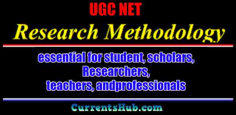 Research Methodology Lecture Notes PDF Download In Hindi