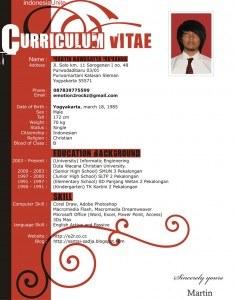 Plantillas De Curriculum Para Rellenar! Curriculumsvitae Net