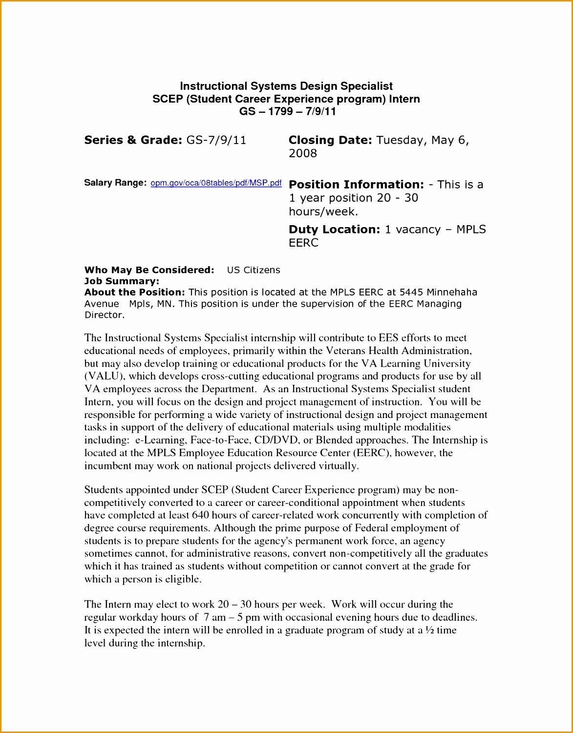 How To Write Resume For Government Job 8 Government Resume Cover Letter Examples Free Samples